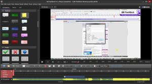 BB Flashback 5 - grafische Oberfläche